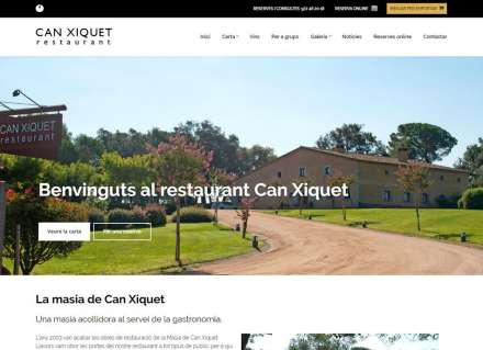 Restaurant Can Xiquet